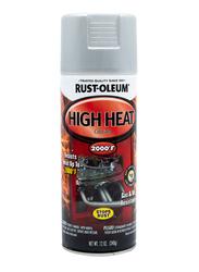 Rust-Oleum Auto High Heat Flat, Aluminium, 340gm