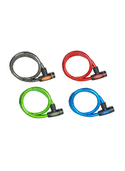 Master Lock Cable, Assorted Colors, 1 Meter x 18mm, 4 Pieces