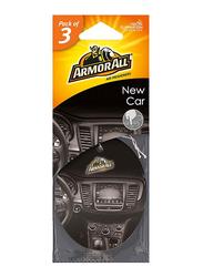 Armor All New Car Air Freshener, 3 Pieces