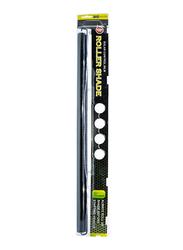 Maagen Roller Sunshade, Black, 53x140 cm