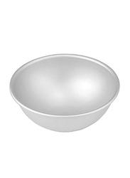 Fat Daddio'S 6.5 inch Aluminum Round Hemisphere Pan, 16.51x16.51x8.13 cm, Grey