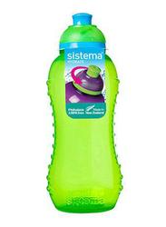 Sistema 330ml Plastic Squeeze Bottle, Green