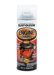 Rust-Oleum Clear Auto Engine Enamel, 312gm