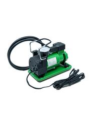 Xcessories Hulk Air Compressor, Green/Black, 13x20.5x10 cm