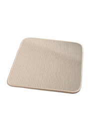 Addis Microfiber Drying Mat, Cream