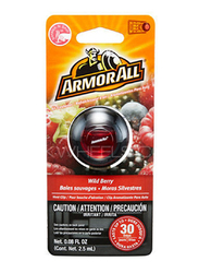 Armor All Wildberry Vent Air Freshener, 2.5ml