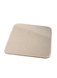 Addis Microfiber Drying Mat, Cream