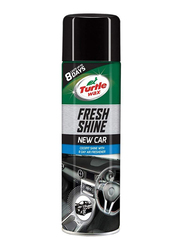 Turtle Wax New Car Fresh Cockpit Shine Airfreshner, 390gm