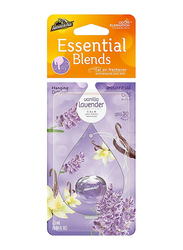 Armor All Vanilla Lavender Hanging Diffuser Air Freshener, 2.5ml
