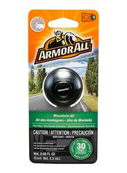 Armor All Mountain Air Vent Air Freshener, 2.5ml