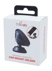 Trands Universal Magnetic Car Mount Holder, Black