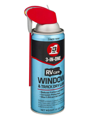 Wd-40 283gm RV-Care Window & Track Dry Lube