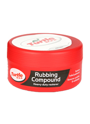 Turtle Wax Rubbing Compound, Red, 250gm