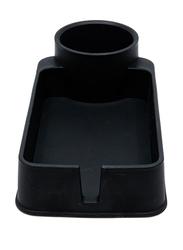 Talus Car Seat Tray, Black, 25.5x6.5 cm