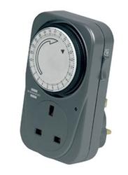 Brennenstuhl MZ20 24HR Infrared Motioner, Grey