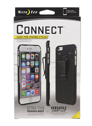 Nite Ize Apple iPhone 6/6S Steelie Connect Case System Mobile Phone Case Cover, Black
