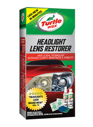 Turtle Wax 6-Pieces Headlight Lens Kit