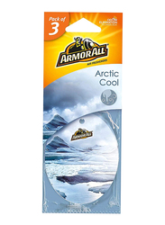 Armor All Arctic Cool Air Freshener, 3 Pieces