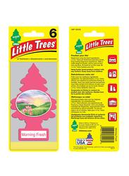Little Trees Morning Fresh Paper Air Freshener, Pink