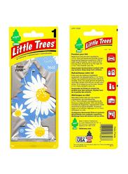 Little Trees Daisy Field Card Air Freshener, Blue