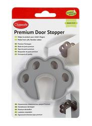 Clippasafe Premium Door Stopper, Grey