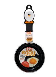 Joie 12cm Ceramic Coating Eggy Mini Fry Pan, 12x30.48x2.54 cm, Black