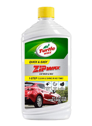Turtle Wax 473ml Zip Wax & Car Wash