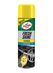 Turtle Wax Citrus Fresh Cockpit Shine Airfreshner, 390gm