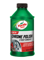 Turtle Wax 354ml Liquid Chrome Polish