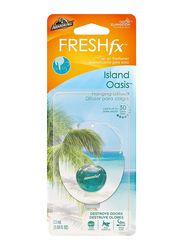 Armor All Island Oasis Hanging Diffuser Air Freshener, 2.5ml