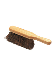 Addis Varnished Hand Brush, Brown