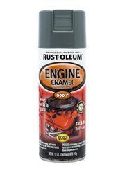Rust-Oleum Ford Grey Auto Engine Enamel, 340gm