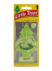 Little Trees Jasmine Paper Air Freshener, Green