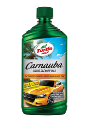 Turtle Wax 473ml Carnauba Cleaner Wax