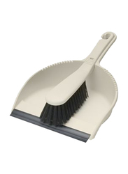 Addis Soft Dustpan Sets Linen, Cream