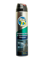 Big D Stainless Steel & Aluminium Cleaner, 300ml