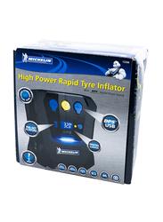 Michelin High Power Rapid Inflator, 12V, Black