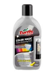 Turtle Wax Color Magic Plus, Silver, 500ml