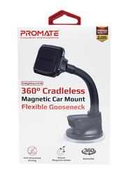 Promate Dashboard Magnetic Car Mount, Black