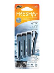 Armor All Vent Stick Arctic Cool Air Freshner, 4 Sticks