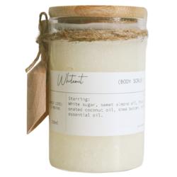 Crushed Matter, Whiteout (Body Scrub), 250 ml