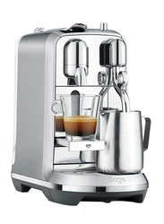 Sage Creatista Plus Nespresso Coffee Machine, 1500W, 2724311198253, Silver