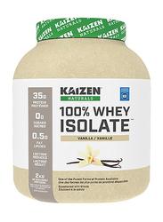 Kaizen Whey Protein, 2 KG, Vanilla