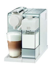Delonghi Lattisima Touch Nespresso Coffee Machine, 1400W, EN560.S, Silver