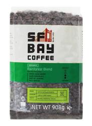 San Francisco Bay Rainforest Blend Whole Bean Coffee, 908g