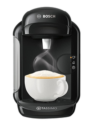 Bosch Tassimo Vivy 2 Coffee Machine, 1300W, TAS1402GB, Black