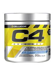 Cellucor C4 Original Pre Workout Powder, 195g, Icy Blue Raspberry
