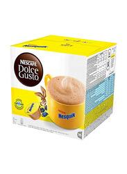 Nescafe Dolce Gusto Nesquik Chocolate Capsules, 16 Capsules