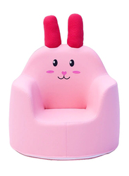 Cute Cartoon Rabbit Sofa for Baby, Pink