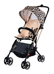 Whiz BeBe HD688 Lightweight Folding Baby Single Stroller, Golden
